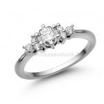 E101FB Gyémánt gyűrű