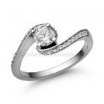 E103FB Gyémánt gyűrű