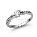 E104FB Gyémánt gyűrű