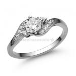 E107FB Gyémánt gyűrű