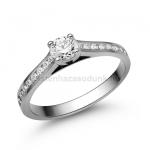 E111FB Gyémánt gyűrű