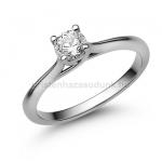 E112FB Gyémánt gyűrű