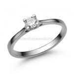 E113FB Gyémánt gyűrű