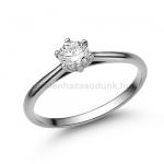 E114FB Gyémánt gyűrű