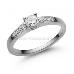E115FB Gyémánt gyűrű