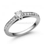 E118FB Gyémánt gyűrű