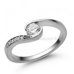 E119FB Gyémánt gyűrű