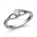 E120FB Gyémánt gyűrű