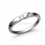 E12FB Gyémánt gyűrű