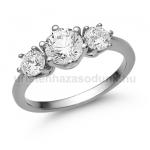 E205FB Gyémánt gyűrű