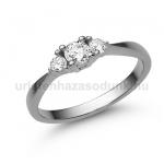 E208FB Gyémánt gyűrű