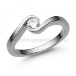 E212FB Gyémánt gyűrű