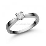 E23FB Gyémánt gyűrű