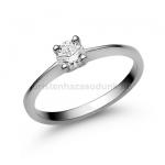 E25FB Gyémánt gyűrű
