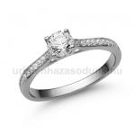 E28FB Gyémánt gyűrű