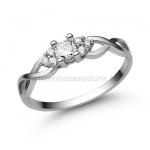 E301FB Gyémánt gyűrű