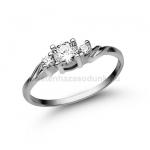 E304FB Gyémánt gyűrű
