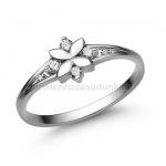 E308FB Gyémánt gyűrű