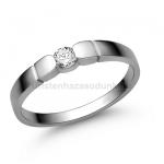 E310FB Gyémánt gyűrű