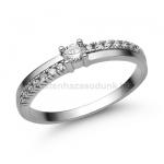 E311FB Gyémánt gyűrű