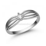 E321FB Gyémánt gyűrű
