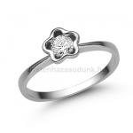 E323FB Gyémánt gyűrű