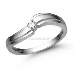 E325FB Gyémánt gyűrű