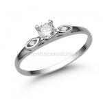 E327FB Gyémánt gyűrű
