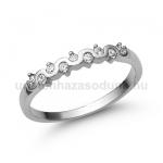 E328FB Gyémánt gyűrű