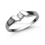 E332FB Gyémánt gyűrű