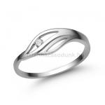 E335FB Gyémánt gyűrű