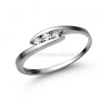 E339FB Gyémánt gyűrű