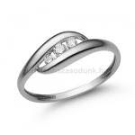E340FB Gyémánt gyűrű