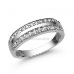 E341FB Gyémánt gyűrű