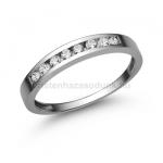 E344FB Gyémánt gyűrű