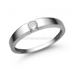 E345FB Gyémánt gyűrű