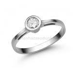 E346FB Gyémánt gyűrű
