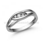 E354FB Gyémánt gyűrű