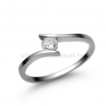 E3FB Gyémánt gyűrű