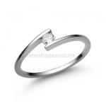 E7FB Gyémánt gyűrű