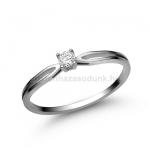 E8FB Gyémánt gyűrű