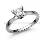 E206FBB Fekete gyémánt gyűrű