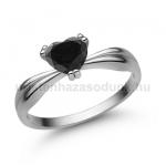 E313FBB Fekete gyémánt gyűrű