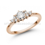 E101RB Gyémánt gyűrű