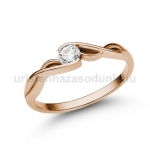 E104RB Gyémánt gyűrű