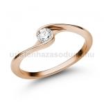 E106RB Gyémánt gyűrű