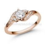 E107RB Gyémánt gyűrű