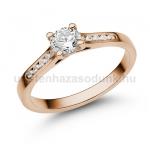 E109RB Gyémánt gyűrű