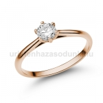 E114RB Gyémánt gyűrű