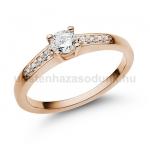 E115RB Gyémánt gyűrű